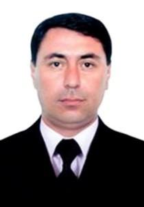 Алишер Абдуганиев, хоким Заминского района Джизакской области