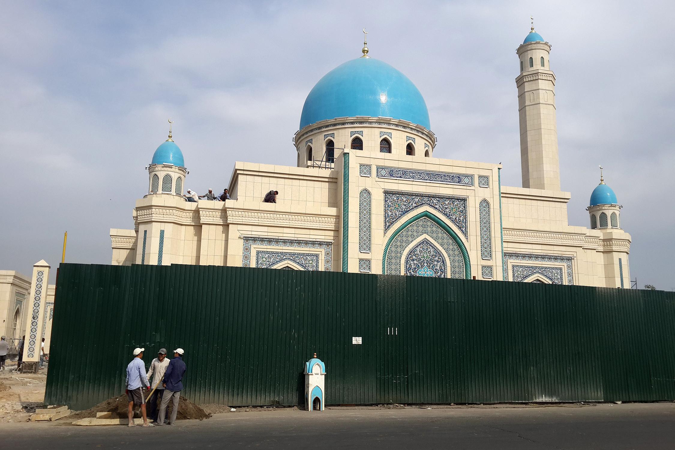 где в ростове находится узбекская мечеть фото что